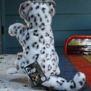 Hansa Puppet – Snow Leopard
