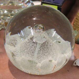 Caithness Glass Sentinal Paperweight