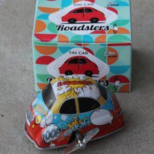 Roadster Tin Toy
