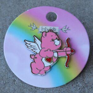 Erstwilder Enamel Pin – Love-a-Lot Bear