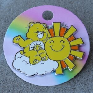 Erstwilder Enamel Pin – Funshine & Sunshine Bear