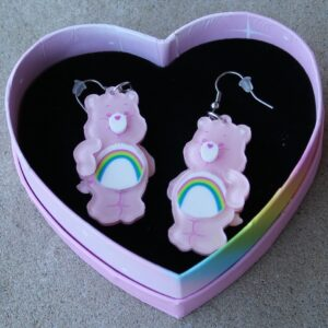Erstwilder Earrings – Cheer Bear