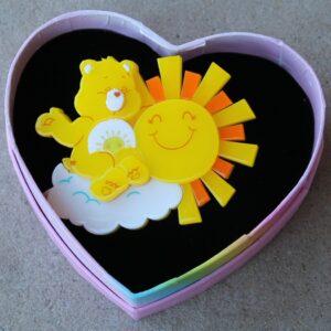 Erstwilder Brooch – Funshine & Sunshine