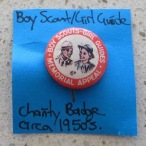 Boy Scout/Girl Guide Badge