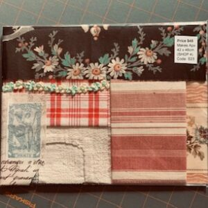 Antique French Fabric – Code S23