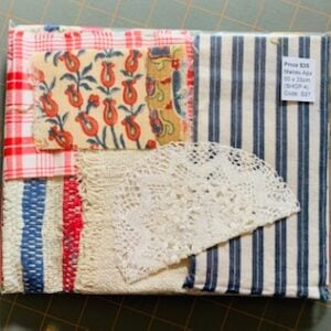 Antique French Fabric – Code S27