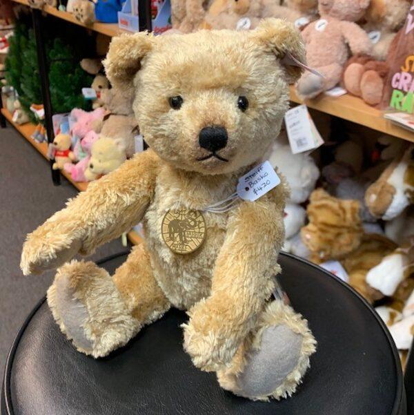 Morpeth Teddy Bears Steiff limited edition Hunter Valley Basko viscose cotton