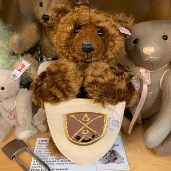 Morpeth Teddy Bears Steiff limited edition Hunter Valley mohair Bruge Belgium