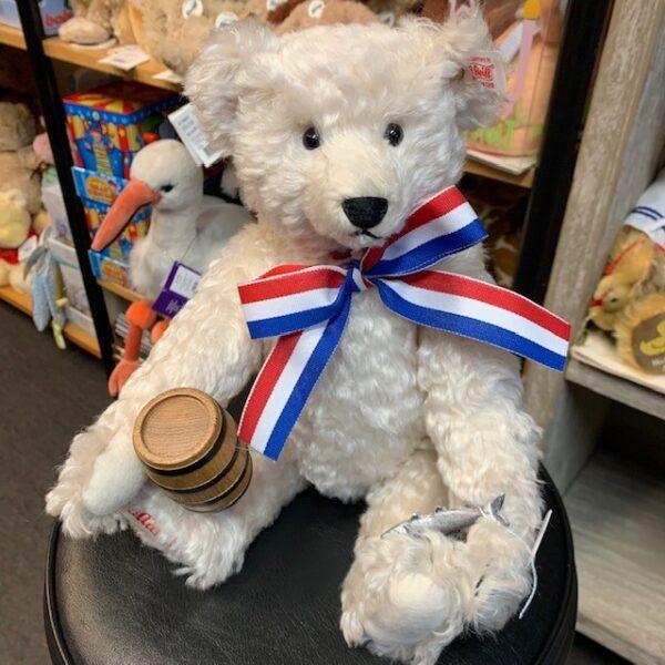 Morpeth Teddy Bears Steiff limited edition Hunter Valley mohair Holland Maastjes