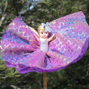 Deluxe Kewpie Doll – Purple