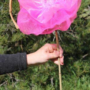 Deluxe Kewpie Doll – Pink with Pattern