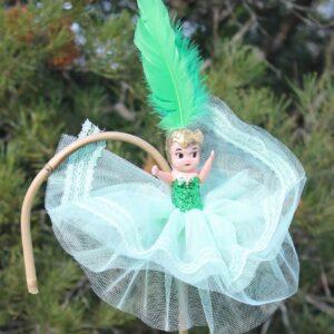Deluxe Kewpie Doll – Jade Green