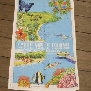 Teatowel – South Mole Island