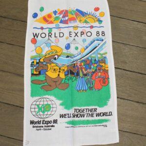 Teatowel – Expo '88