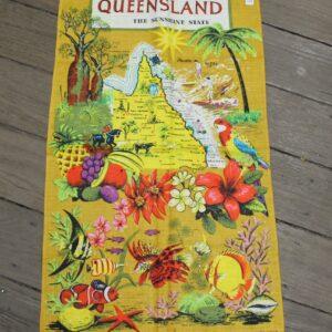 Teatowel – Queensland Sunshine State