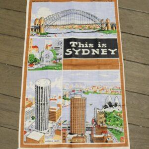 Teatowel – This is Sydney