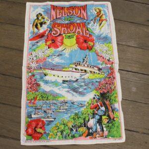 Teatowel – Nelson Bay & Shoal Bay