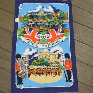 Teatowel – Royal Windsor, UK