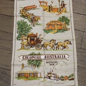 Teatowel – Maitland, NSW (Colonial)