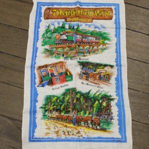 Teatowel – Timbertown, Wauchope, NSW