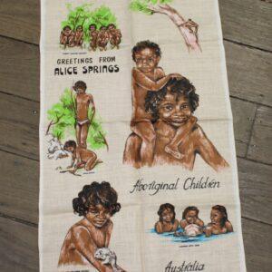 Teatowel – Alice Springs, NT (Children)
