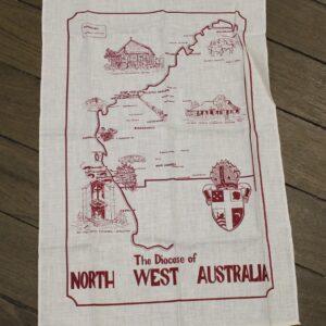 Teatowel – North West WA