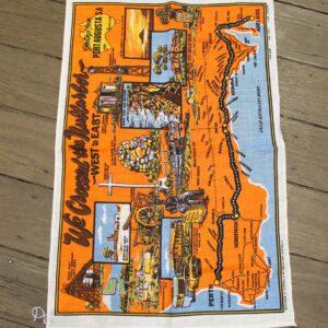 Teatowel – Port Augusta, SA