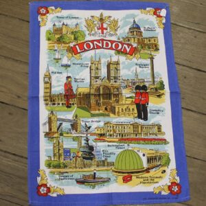 Teatowel – London