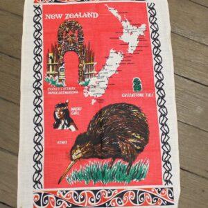 Teatowel – New Zealand (Kiwi Bird)