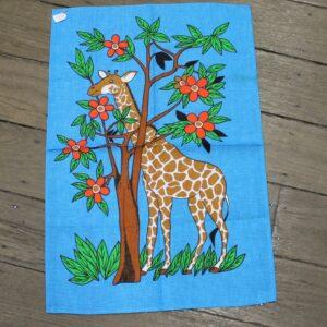 Teatowel – Giraffe