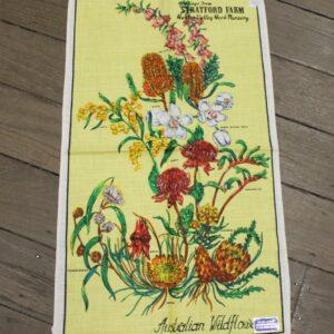 Teatowel – Hunter Valley (Herb Nursery)