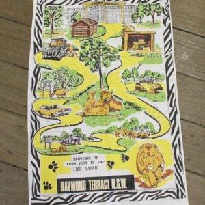 Teatowel – Raymond Terrace (Safari Park)