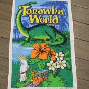 Teatowel – Tanawha World, Buderim, QLD