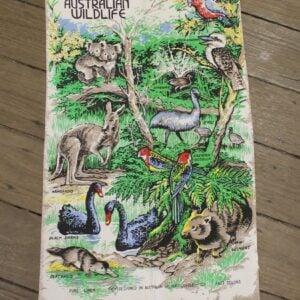Teatowel – Australian Wildlife