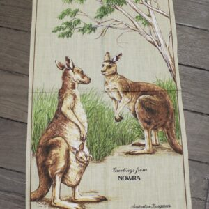 Teatowel – Nowra, NSW (Kangaroos)