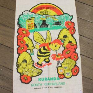 Teatowel – Kuranda Honey, QLD