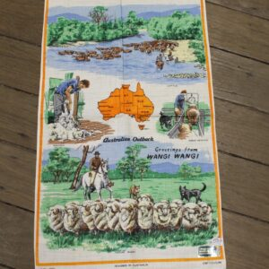 Teatowel – Wangi Wangi, NSW (Outback)