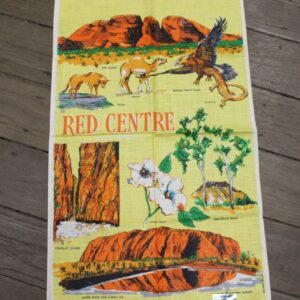 Teatowel – Red Centre, Northern Territory