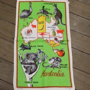 Teatowel – Australia