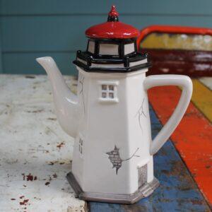 Lighthouse Teapot