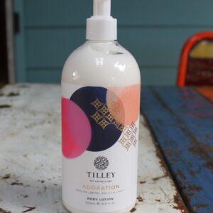 Tilley Body Lotion – Adoration