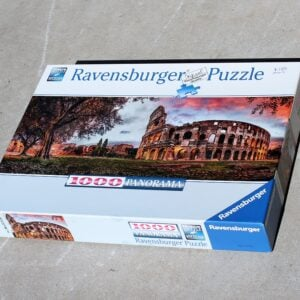 Jigsaw Puzzle – Colosseum Rome, Italy