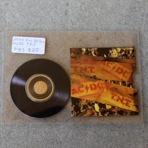 AC/DC Twenty Cent Coin – TNT