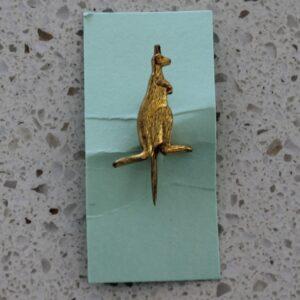 Kangaroo Pin