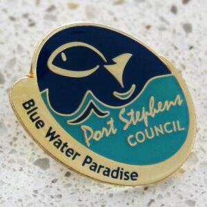 Badge – Port Stephens Council