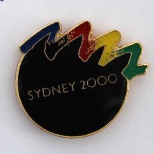 Badge – Sydney Olympics 2000