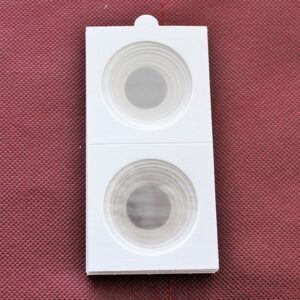 Self Adhesive Coin Mounts – Mixed Sizes Pack of Ten 17.5mm to 35mm