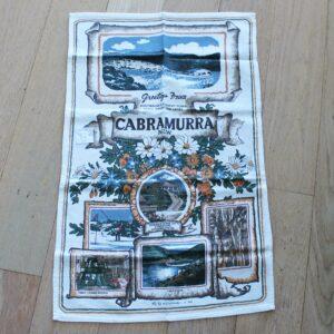 Teatowel – Cabramurra