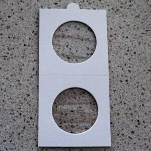 Self Adhesive Coin Mounts – 30mm for Twenty Cent & Florins