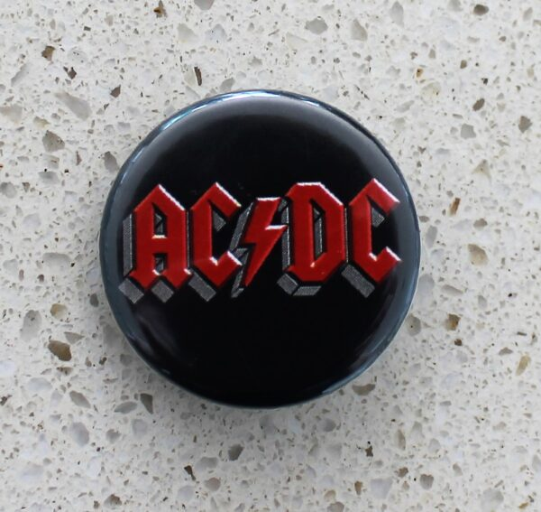 morpeth antique centre hunter valley acdc twenty cent coin set dirty deeds, high voltage, back in black, tnt, highway to hell, ballbreaker for those about to rock tnt dynamite aussie rock band legends australian badge